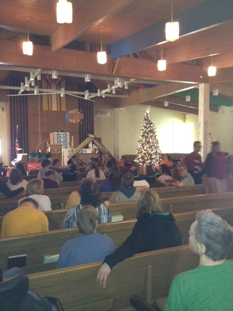 Christmas at All Faiths Chapel