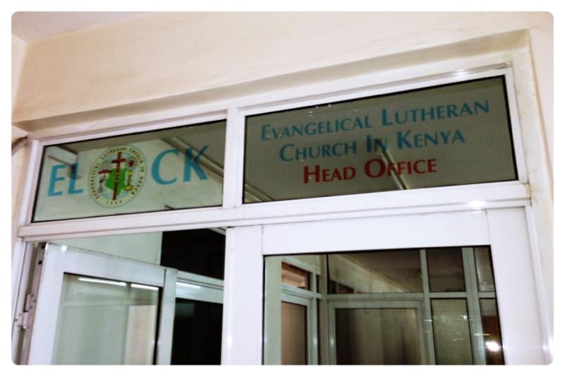 ELCK Offices at Uhuru Highway