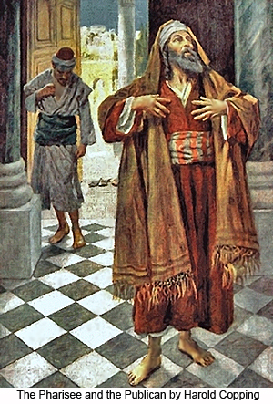 Harold_Copping_The_Pharisee_and_the_Publican