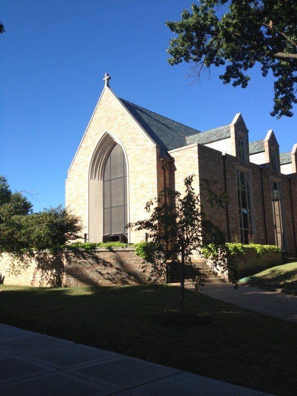 chapel at sem