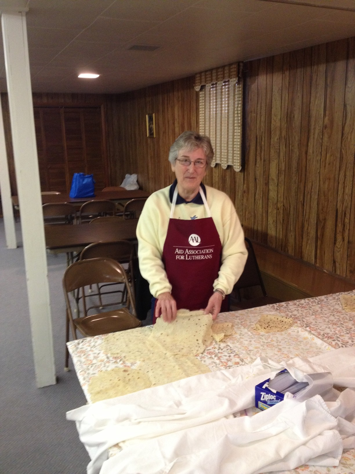 lefse packager