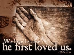 1 John 4 19