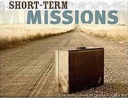 Short term missons 1
