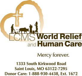LCMS World Rellief