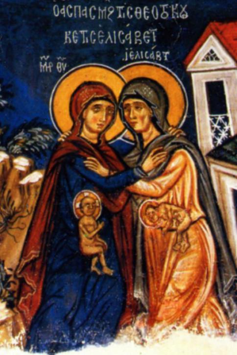 Mary and elizabeth 1